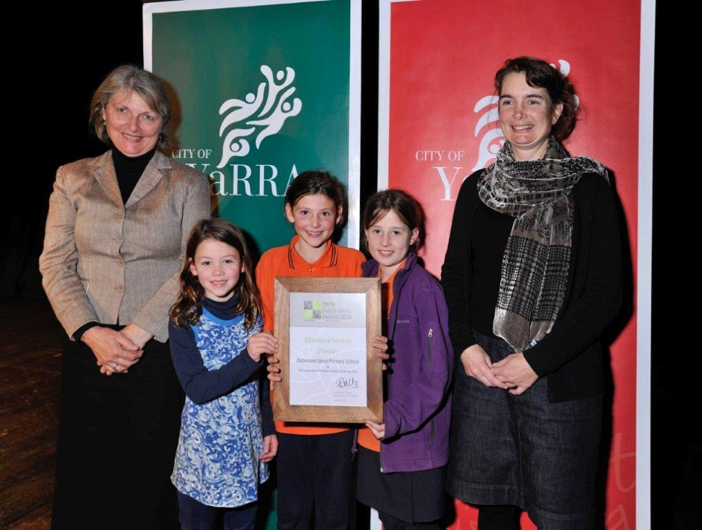 Yarra sustainability award